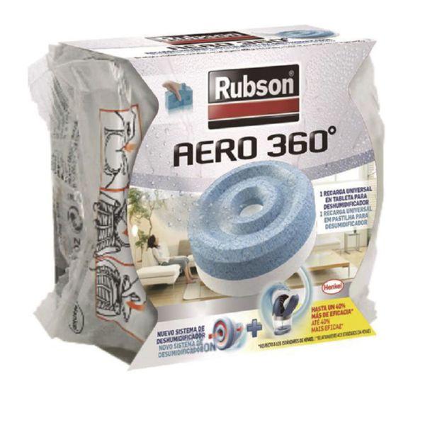 Recambio absorbe/humedad 450 gr.